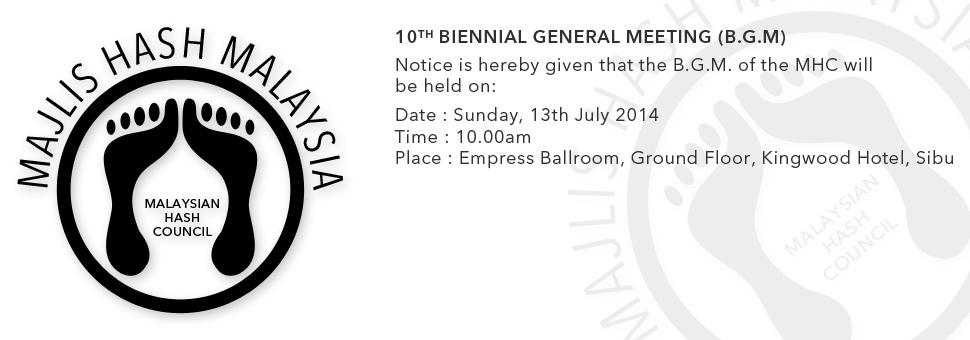 10th BIENNIAL GENERAL MEETING (B.G.M)Check out for more information and attached documents ... read more