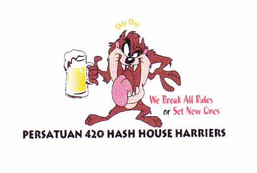 Persatuan 420 Hash House Harriers Petaling, Selangor