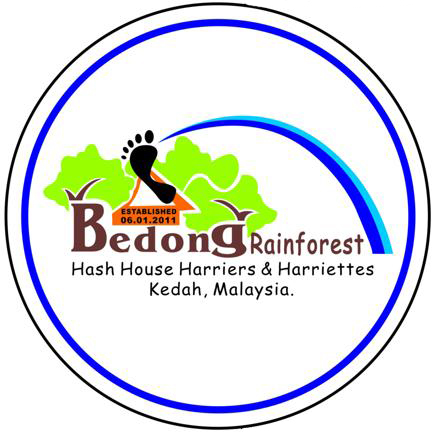Bedong Hash House Harriers & Harriettes