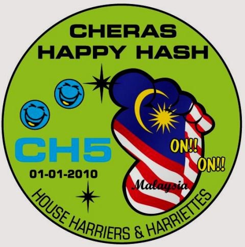 Cheras Happy Hash House Harriers and Harriettes (H5)