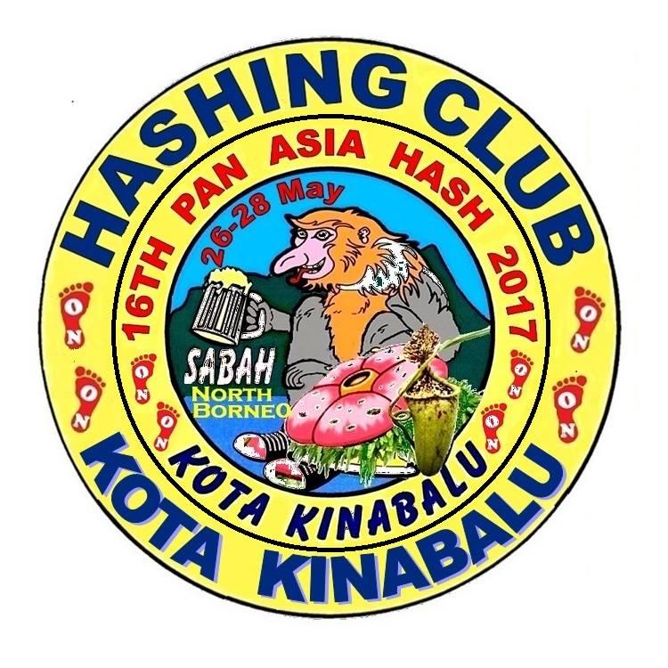 Kota Kinabalu Hash House Harriers Kinaman