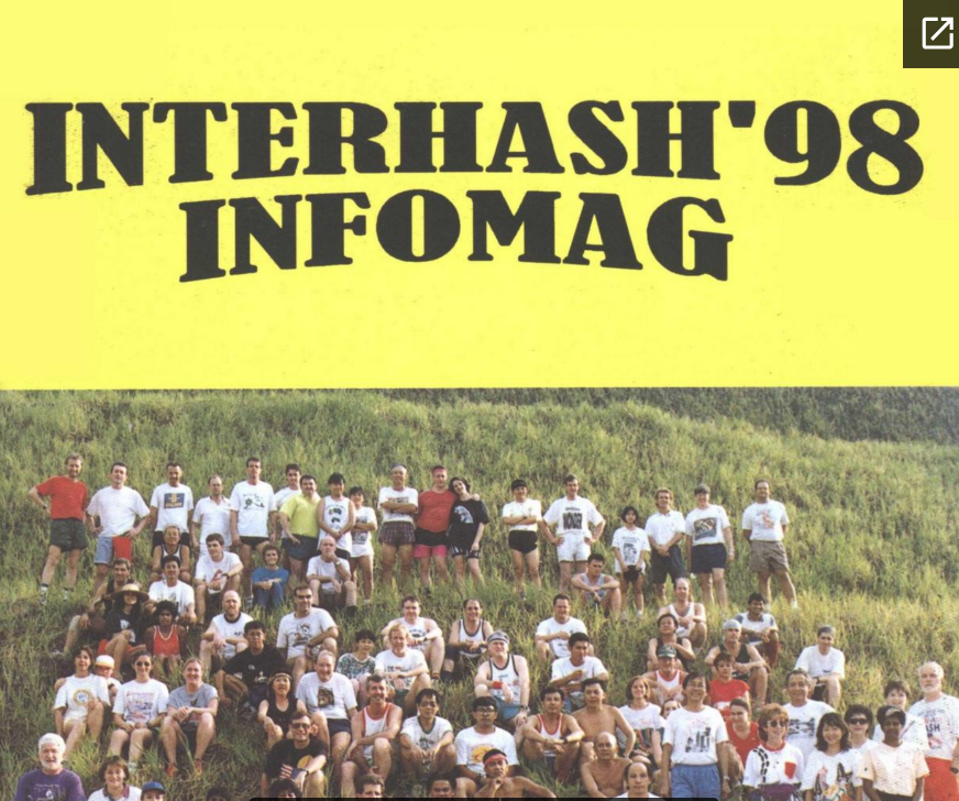 Interhash '98 InfoMag