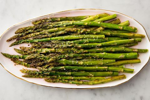 Asparagus–Very interesting!