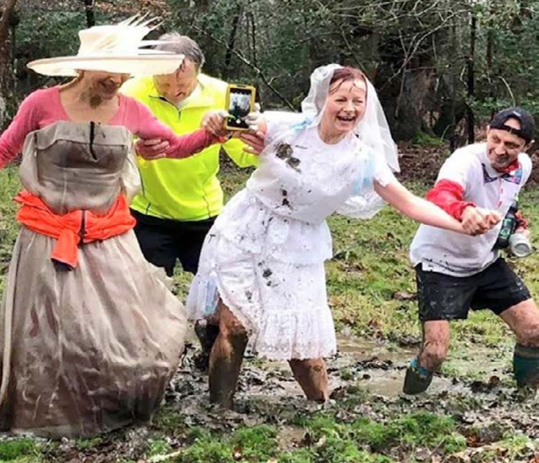 July Issue of 'On On A History of the Hash House Harriers'
