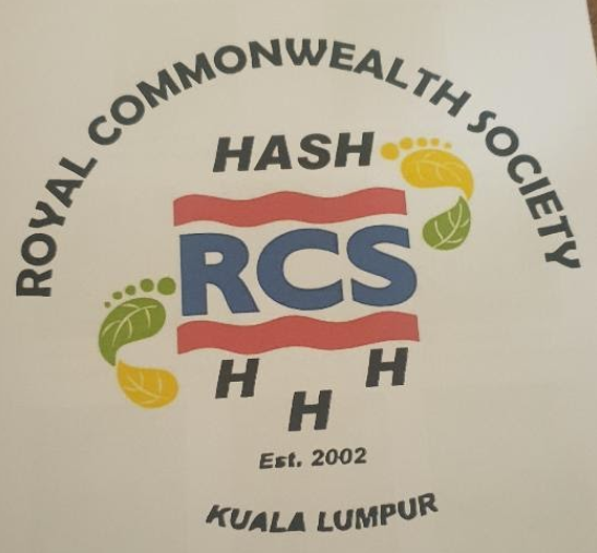 Royal Commonwealth Society Hash House Harriers & Harriettes (RCSH4)