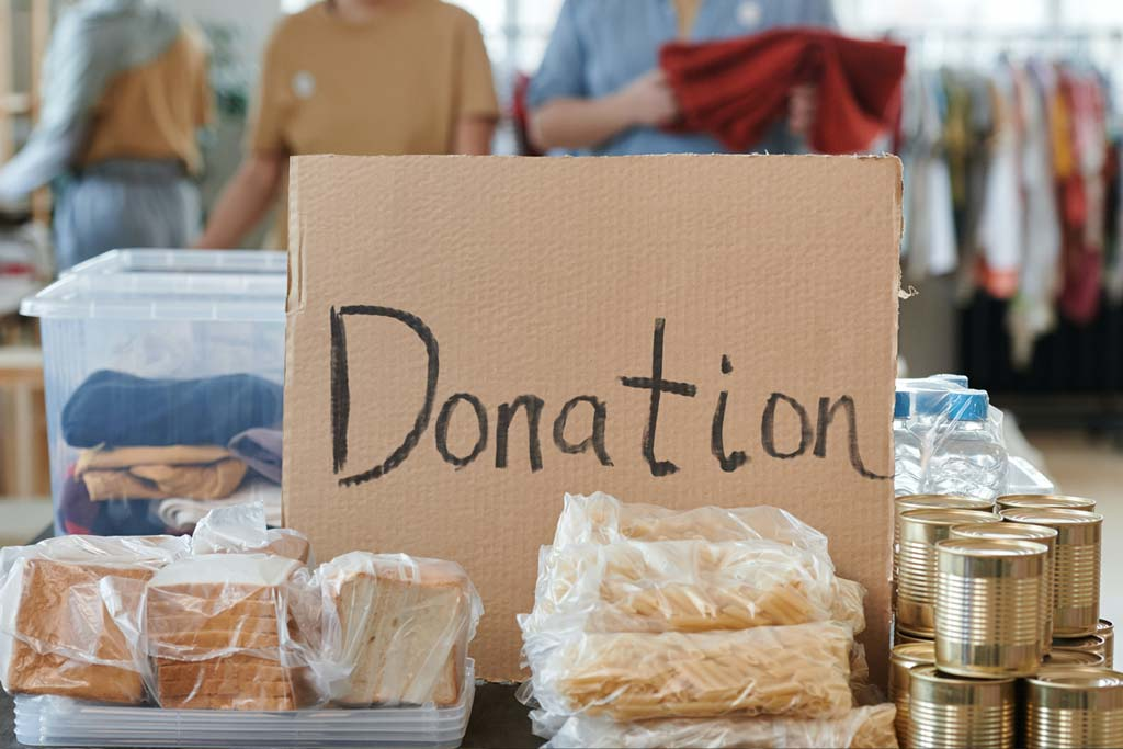 Mount Kiara H4 CSR Program – Food Bank Project